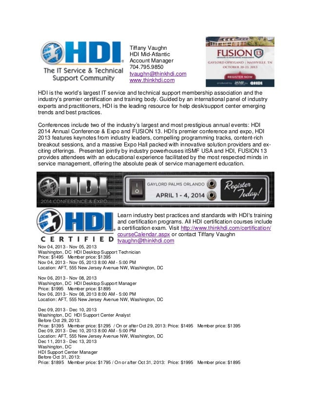 Hdi Capital Area October 16th Professional Development And Vendor Fair