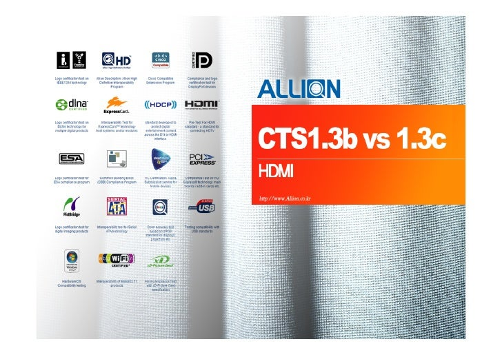 Feature Changes from HDMI 1.3b to 1.3C  • changed overmold dimension of Type C cable   to the tip of the shell to 6.3mm.  ...