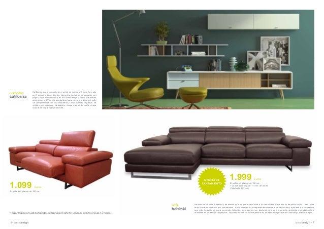 Revista muebles alvarez homedesign - Muebles alvarez terrassa ...