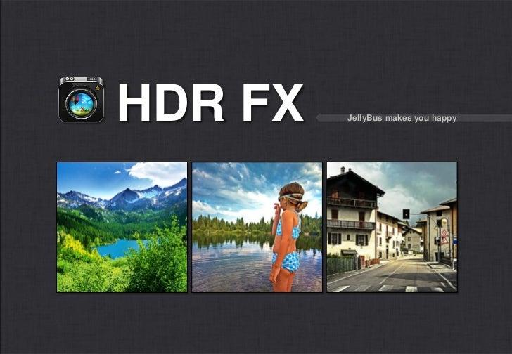 Hdr Fx Pubg: HDR FX 소개서