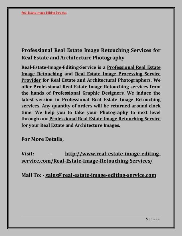 Image editing service provider