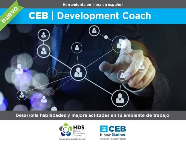 | Development Coach Herramienta en línea en español humandevelopmentsolutions.com Desarrolla habilidades y mejora actitude...