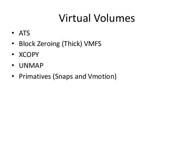 Hds Storage With Vmware Vasa
