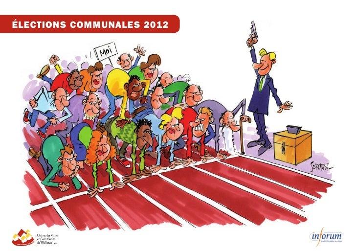 élections communales 2012