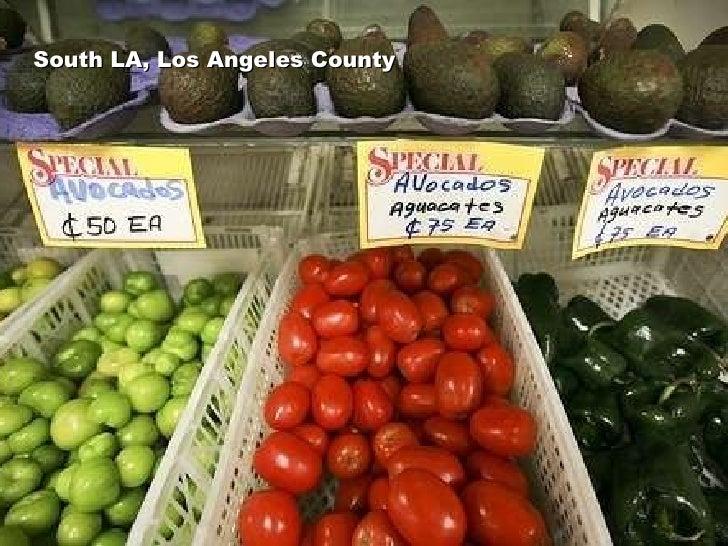 South LA, Los Angeles County