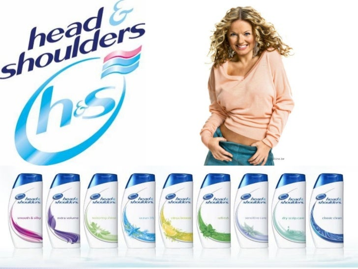 head and shoulders brand