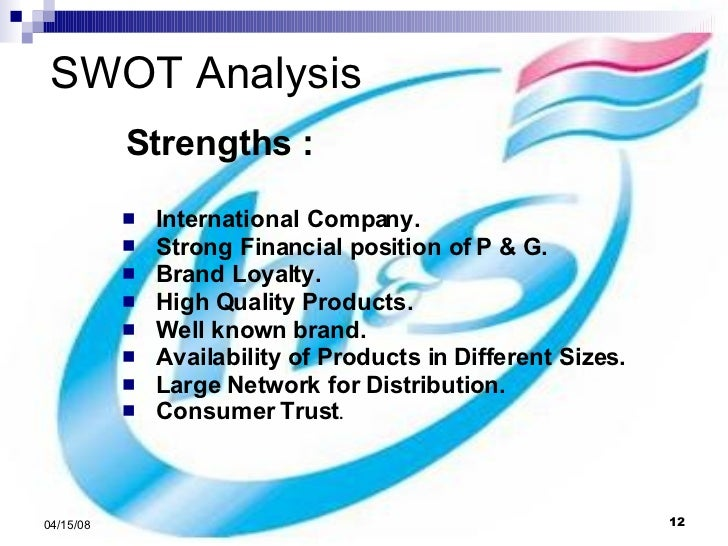 Heads & Shoulders SWOT Analysis, Competitors & USP