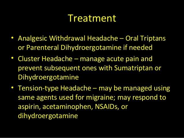Amitriptyline Uses For Migraines