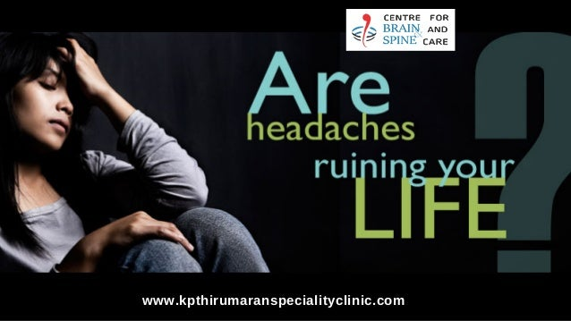 Headache Treatment Chennai   Brain Care Center Chennai
