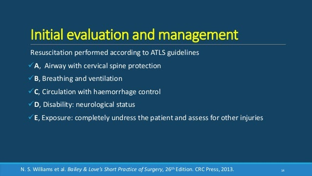 atls guidelines for head injury