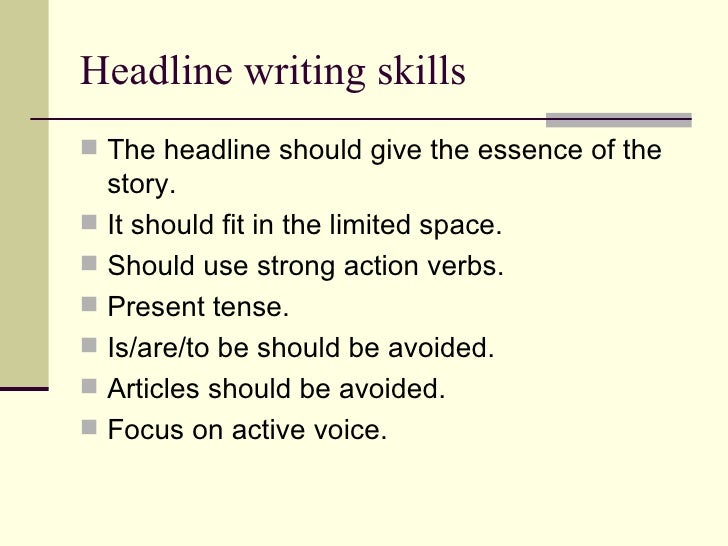 headline writing Free headline analyzer that will score your overall headline quality and rate its ability to result in social shares, increased traffic, and seo value.