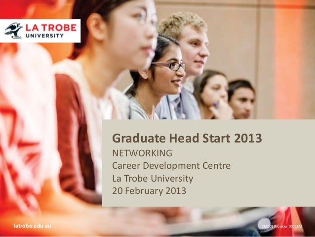 Title of presentation Start                 Graduate Head                       2013                 Name of presenter    ...