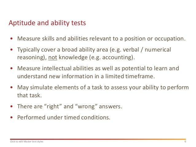 Head Start Psychometric testing & Assessment Centres