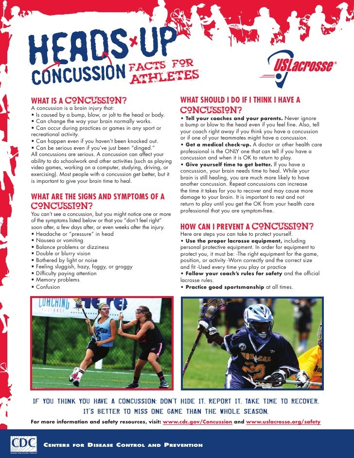Facts for                                           athletesWhat is a concussion?                                         ...