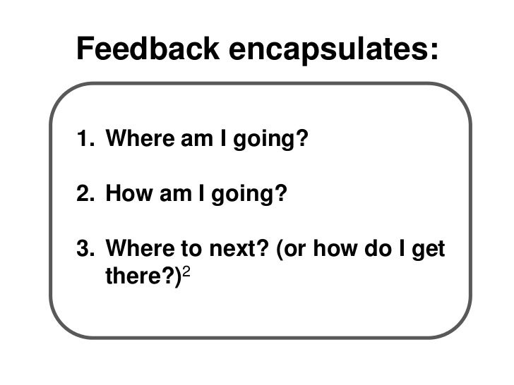 Review of Assessment and Feedback Literature for HEA