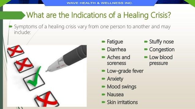 Healing crisis Wave Health and Wellness