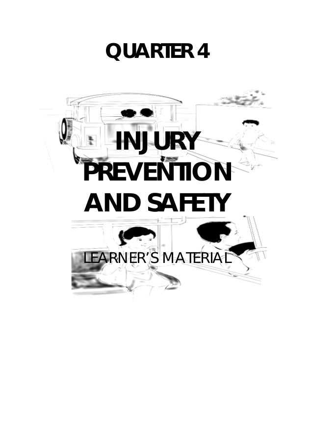 K TO 12 GRADE 3 LEARNER'S MATERIAL IN HEALTH