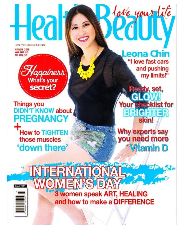 beauty health dating magazine