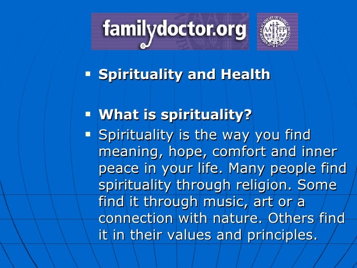 healing hospitals and their relationship to spirituality What is a healing environmentwhen you think of a healing few of us would immediately think of their local health clinic or a hospital healing environments.