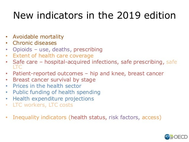 Health at a Glance 2019 Chartset Slide 3