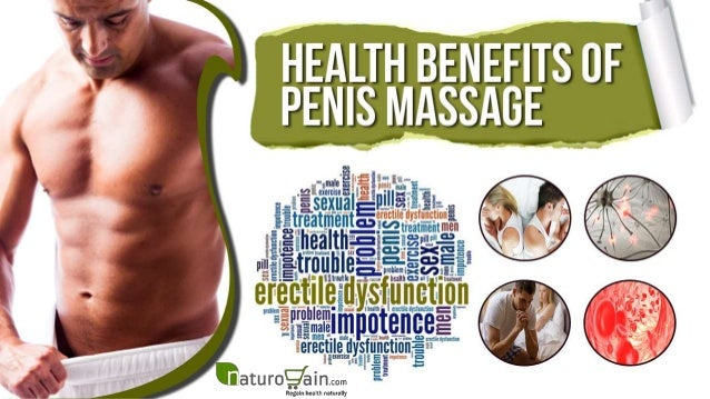 Penis massage blog