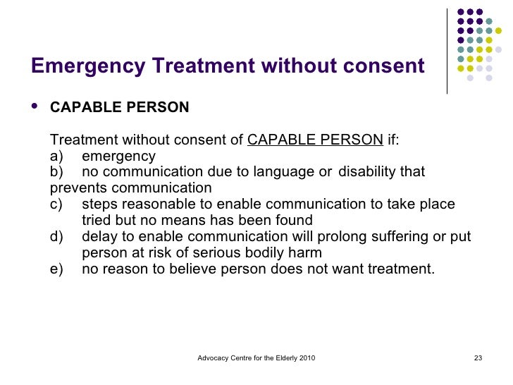 nursing and consent Ii course of instruction the nurse obtaining informed consent must have knowledge of and competency of the treatment or procedure to be completed and disclose the following to the client.