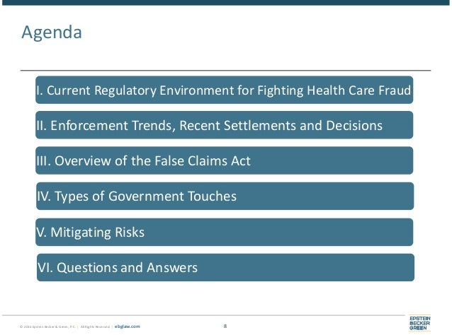 What Does Health Care Fraud Look Like?