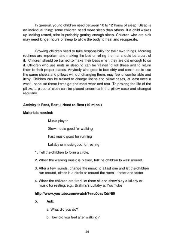 Lyric lyrics of brahms lullaby : Health gr-1-teachers-guide-q12