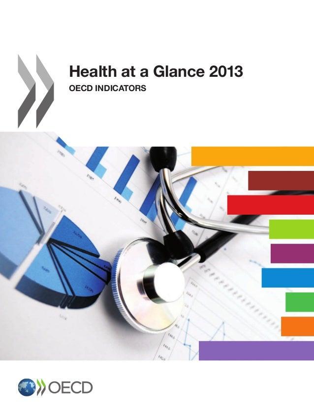 Health at a Glance 2013 OECD INDICATORS
