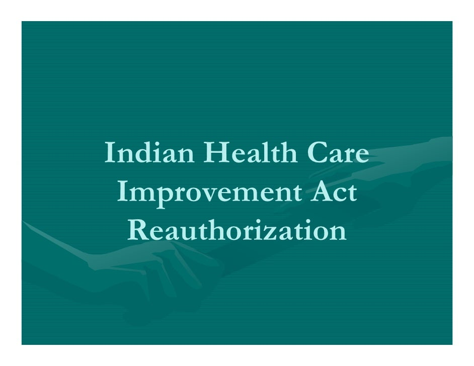 indian health care