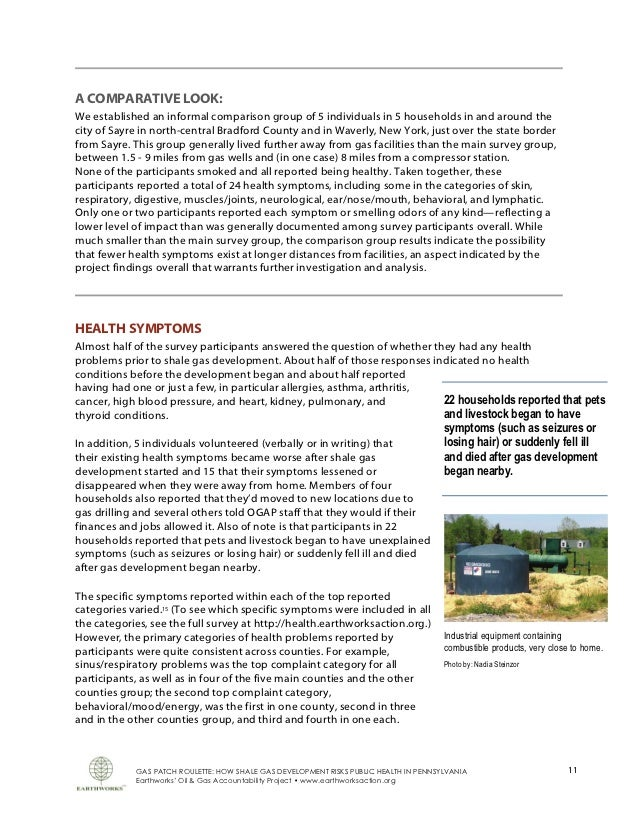 Community health risks of industrial agriculture