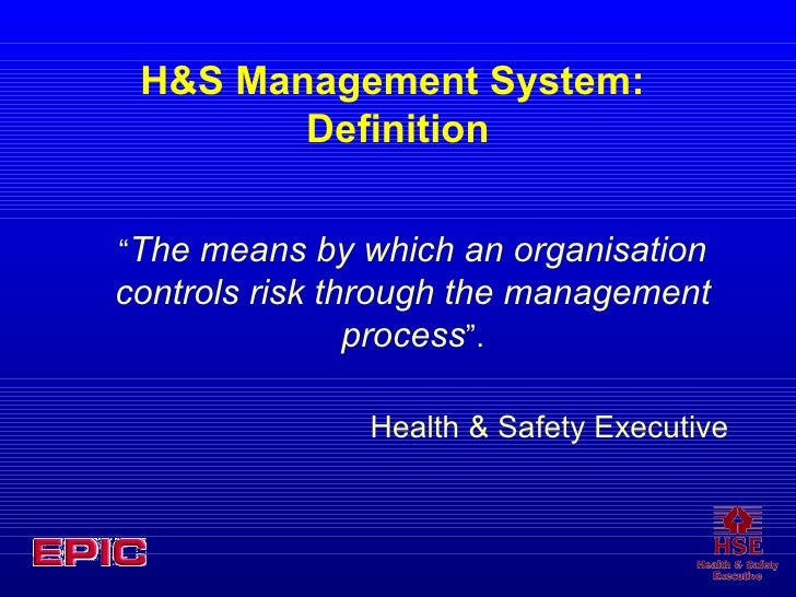 Successful Health And Safety Management Hsg65 Epub Download