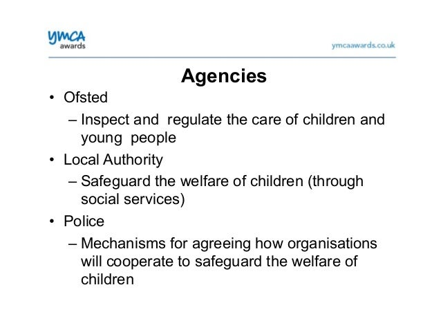 roles of different agencies involved in safeguarding essay Get involved policies publications consultations announcements home guidance safeguarding adults: the role of health services these documents remind health services of their duties to safeguard adults published 14 march 2011 from: department of health and social care documents.