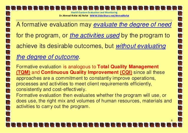health monitoring and evaluation pdf