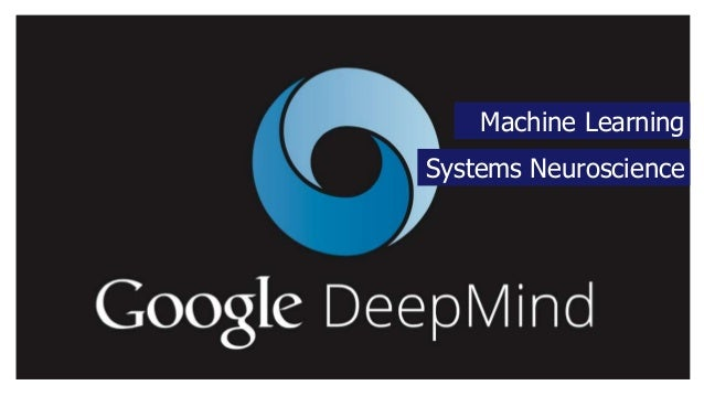 Machine Learning Systems Neuroscience