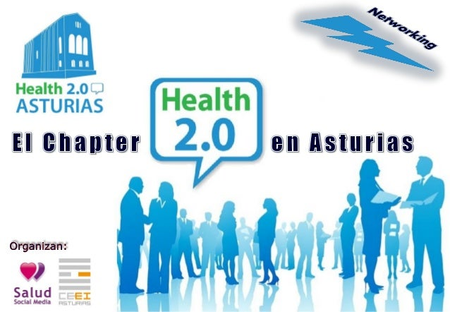Health 2.0 chapters son foros que reúnen a la comunidad ehealth a un nivel local. la función esencial de un capítulo es ce...