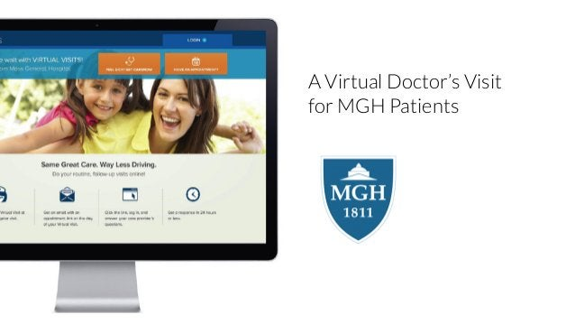 A Virtual Doctor's Visit  for MGH Patients