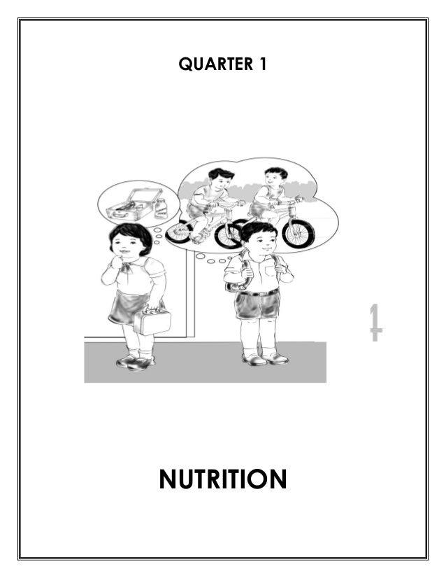 DRAFT April 10, 2014 QUARTER 1 NUTRITION