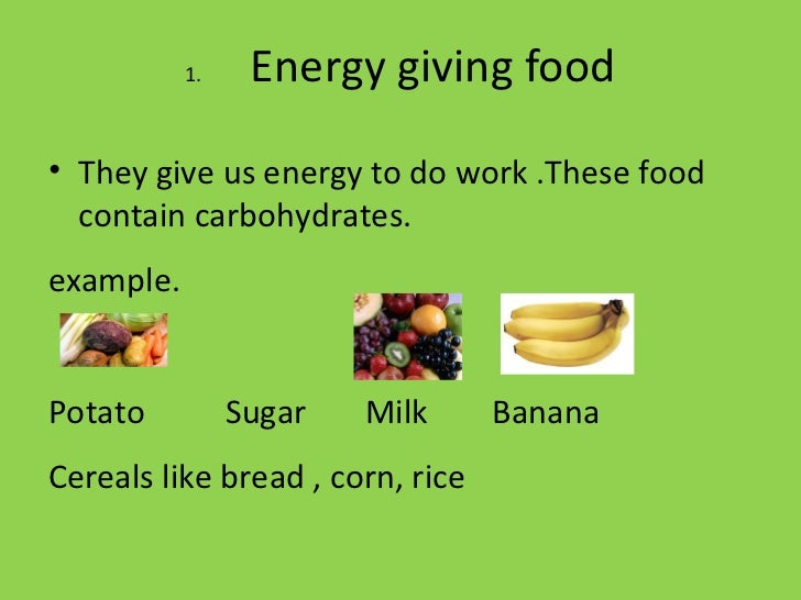 energy in food coursework However, the results are valid for the determination of the energy content of foods the energy intake in human beings is dependent on the diet there is inc.