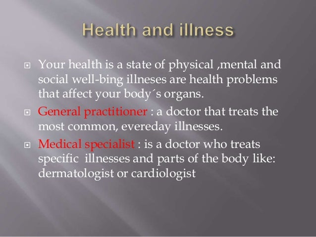  People that have a medical emergency go to the hospital.