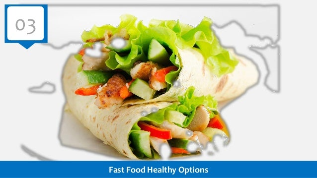 Health And Nutrition In Fast Food Industry