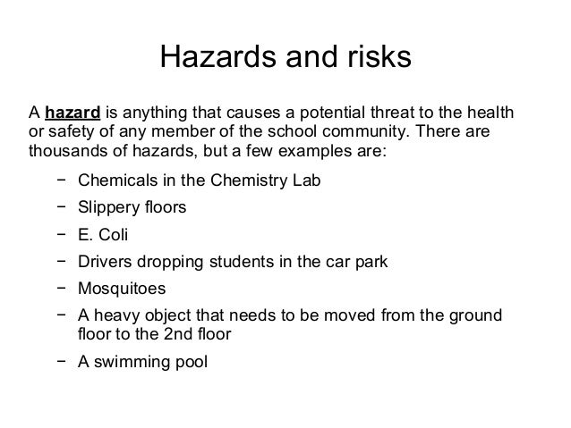 Health And Safety For School Heads Saibsa