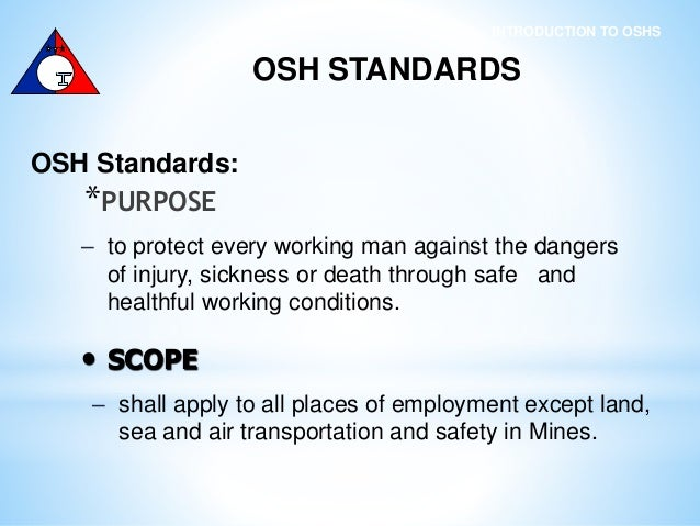 Health and safety among workers