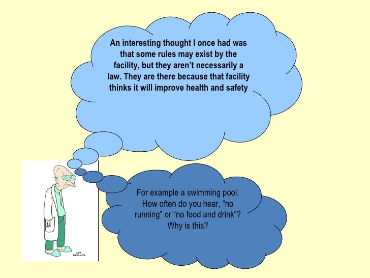 Health and safety in fitness for Swimming pool health and safety rules