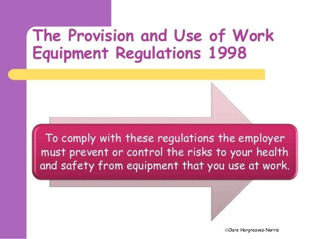 managing health and safety at work act essay