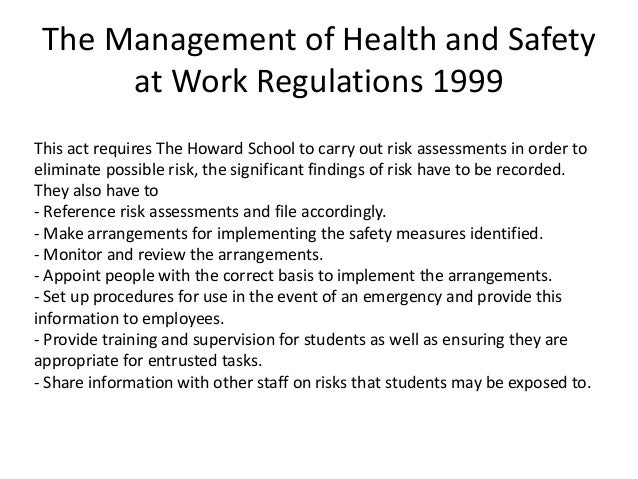 m3 23 managing health safety at Unit 27 health and safety m3 category education license standard youtube license show more show management in health & social care.