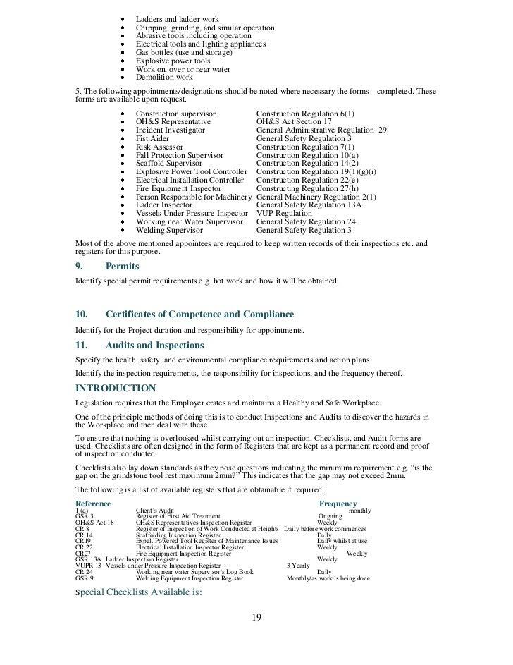Electrical safety plan template eliolera electrical safety plan template eliolera pronofoot35fo Images