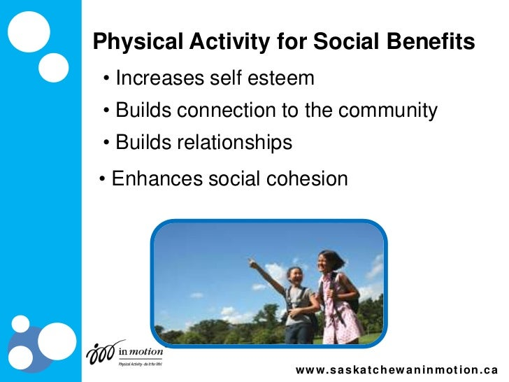 Health and social benefits