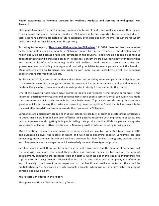 Philippines Organic Products Market Analysis, Philippines