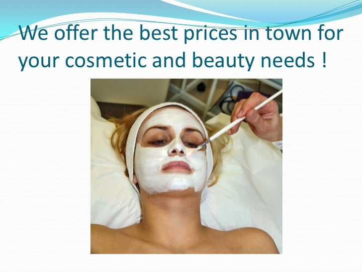 You will love the way you feel andlook after an appointment with us!